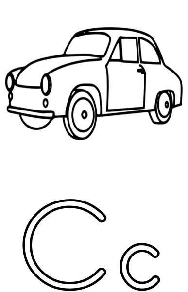 Number Names Worksheets worksheets for letter c : Letter C Worksheets For Toddlers - tracing letter c worksheet for ...