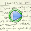 Learn How to Say Thank You in English - Instructional Video