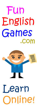 Learn Online with Fun English Games