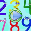 Fun Numbers Song for Kids - Counting from 1 to 10